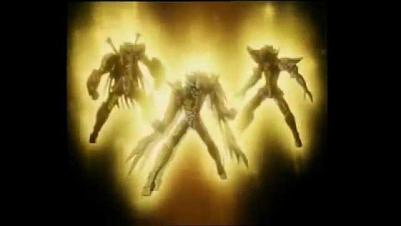 Cavaleiros do Zodíaco - 1ª Abertura na Manchete - Os Guardiões do Universo