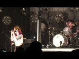 Paramore Never Let This Go Live From Ruth Eckerd Clearwater April 28, 2015