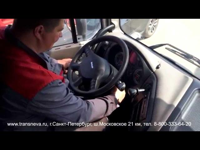 DAF XF105 - ОБЗОР ТЯГАЧА ОТ КОМПАНИИ ТРАНСНЕВА