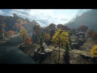 Трейлер карты Dragon Valley для Battlefield 4