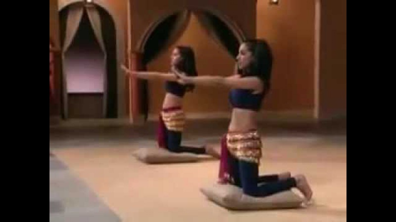 Вина и Нина Бидаши. Урок 3 - Бёдра и ягодицы
