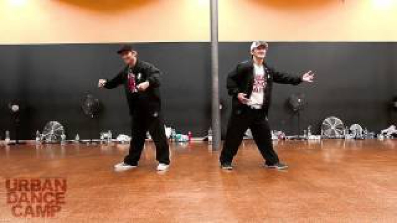 Turn Up The Music - Chris Brown / Hilty Bosch Choreography / URBAN DANCE CAMP