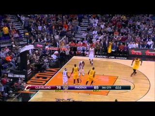 Cleveland Cavaliers @ Phoenix Suns - January 13, 2015 [Rhymes & Punches]
