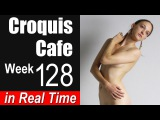 Croquis Cafe: The Artist Model Resource, Week #128