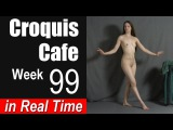 The Croquis Cafe: The Artist Model Resource, Week #99