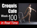 The Croquis Cafe: The Artist Model Resource, Week #100