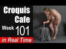 The Croquis Cafe: The Artist Model Resource, Week #101