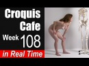 The Croquis Cafe: The Artist Model Resource, Week 108