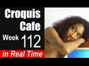 The Croquis Cafe: The Artist Model Resource, Week 112