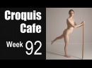 The Croquis Cafe: The Artist Model Resource, Week #92
