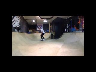 Timur Guzairov flatground tricks