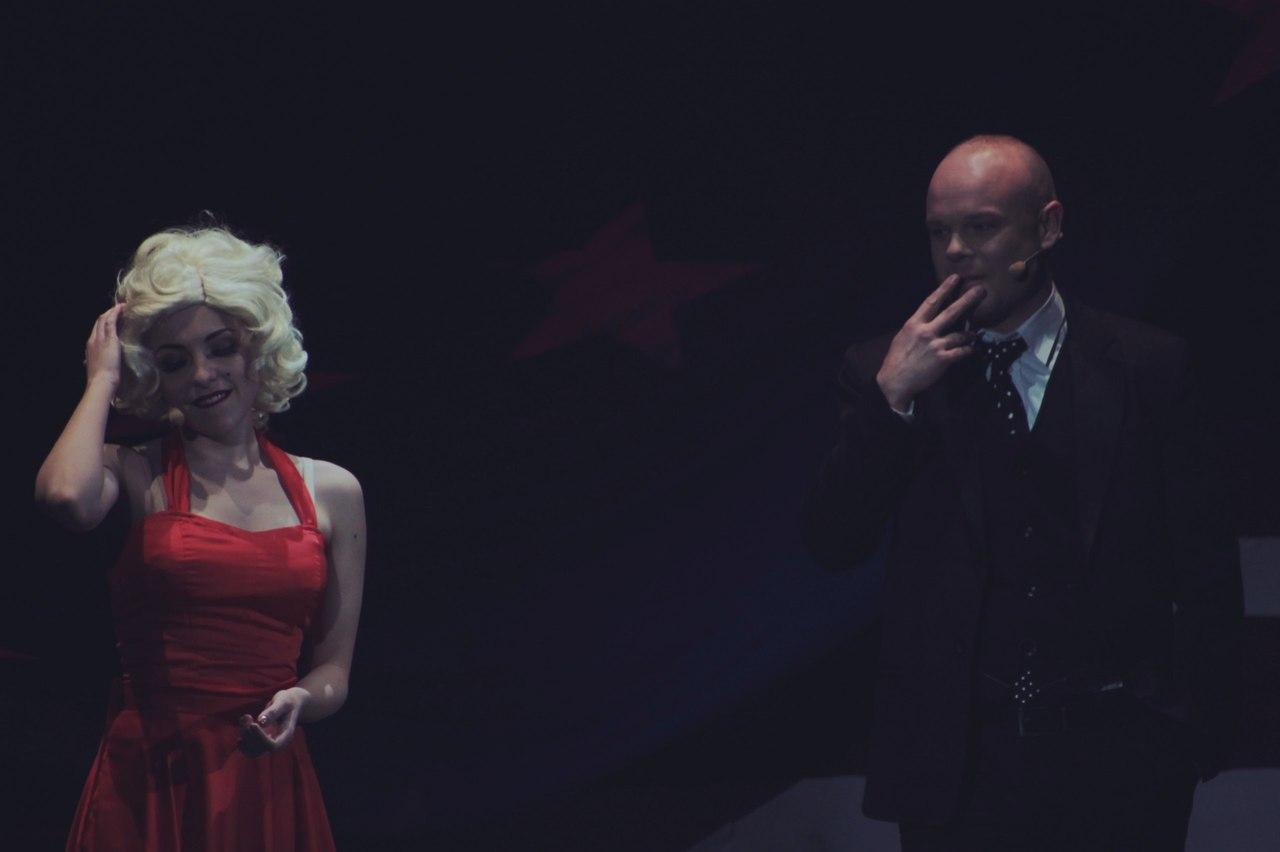 «Мэрилин Монро. Образ, затмивший жизнь». Фотограф: Алексей Ляшев.
