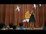 Марина Конева - Titanium (Sia Cover). «Конкурс английской песни» (English song contest)