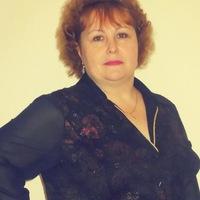 Анкета Людмила Сверчкова