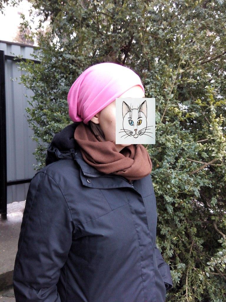 Aliexpress: Обзор женской шапки из Алиэкспресса