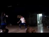Павел Трутнев. Dancehall workshop.