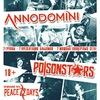 Брянск | 10 октября | Annodomini & Poisonstars