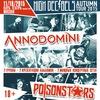 Москва | 11 октября | Annodomini & Poisonstars