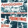 Воронеж   9 октября   Annodomini & Poisonstars