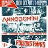 Таганрог | 4 октября | Annodomini & Poisonstars