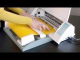 Режущий плоттер Silhouette of America Cameo Electronic Cutter