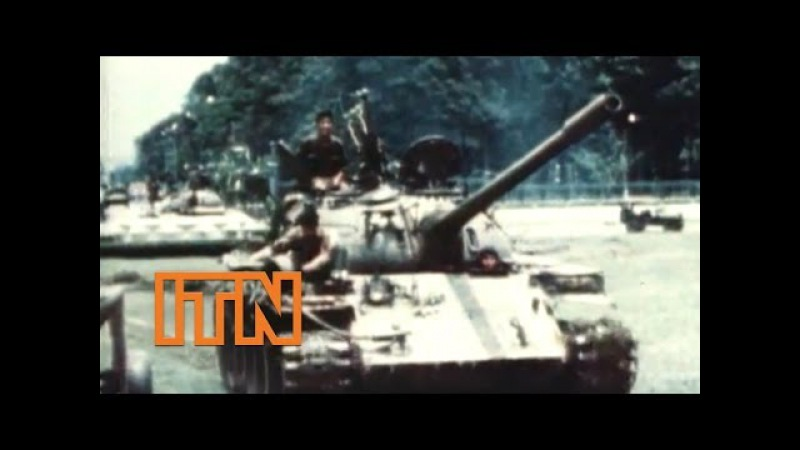 Sandy Gall - ITN Report from Saigon (30.04.1975)
