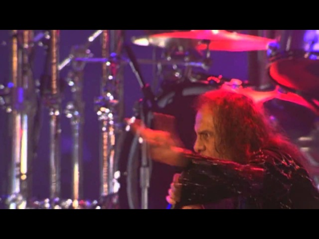 Heaven Hell - Neon Knights (Ronnie James Dio R.I.P) [Live at Wacken 2009 - HD DVD]