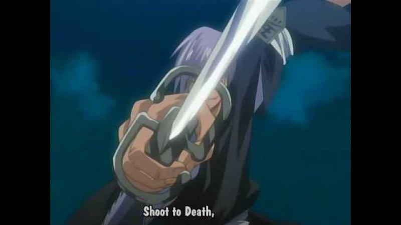 Gins shikai Shinsou