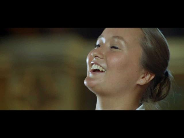 Julia Lezhneva sings Exsultate, jubilate from Mozart's Exsultate, jubilate, K165