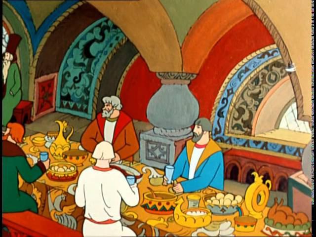 Сказка о царе Салтане (Союзмультфильм, 1984)