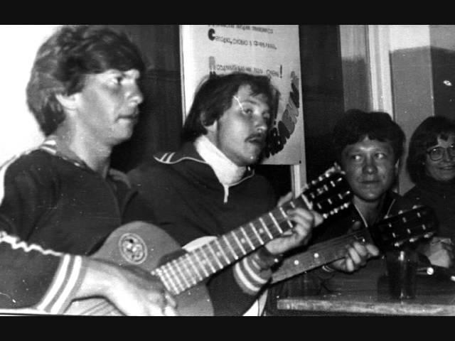 ДВОРОВЫЕ ПЕСНИ 60-х- НЕ ПЛАЧЬ ГИТАРА. МОЯ ....