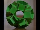 Kusudama Dodecaedro Modulo Heinz Strobl