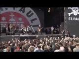 Talco -  St Pauli -  live  - 100 Jahre FC St Pauli