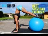 Swiss ball - #1core - Rebeca Martinez