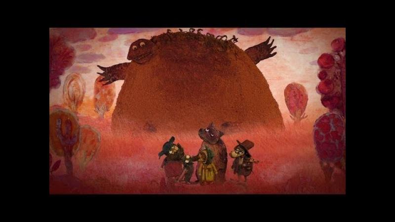Гора самоцветов - Зубы,xвост и уши (Teeth, tail ears) Мульти-народная сказка