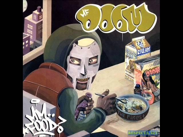 MF DOOM - Rapp Snitch Knishes feat. Mr. Fantastik