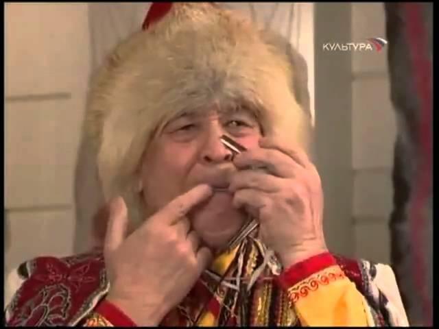 КУБЫЗ. фрагмент передачи Странствия музыканта Путешествие по Башкирии