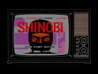SuperHead64 - Обзор на Shibobi(Sega Master System/Wii Virtual Console)