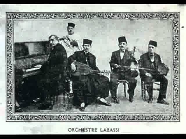 Musique Judeo-Arabe - Lellah Yal Ghadi Lessahra (de Lili Labassi)