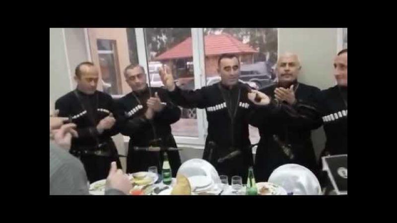 ГРУЗИНЫ ПОЮТ В АДЖАРИИ / უძლიერესი აჭარული სიმღერა