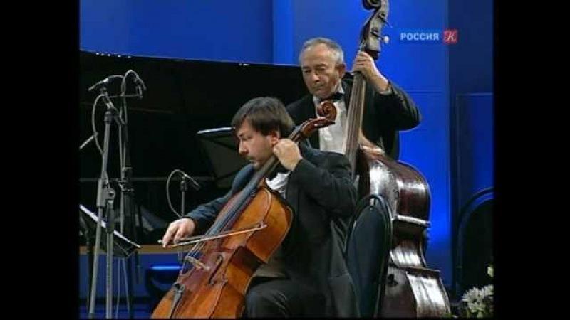 Glinka Grand Sextet The Borodin quartet Rustem Gabdullin Alexei Lubimov Moscow