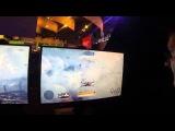 Star Wars Battlefront Gamescom 2015 Fighter Squadron Mode