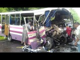 #2  Аварии автобусов Троллейбусов Трамваев Bus Crashes Tram Crashes Crashes compilation