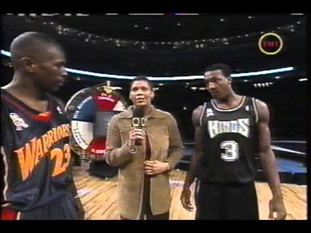 Jason Richardson - 2002 NBA Slam Dunk Contest (Champion)