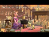 When Will My Life Begin Tangled Lyrics On Screen Mandy Moore