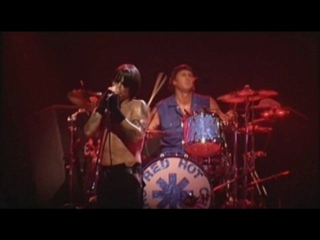 Red Hot Chili Peppers - I Could Die For You - Live at Olympia, Paris