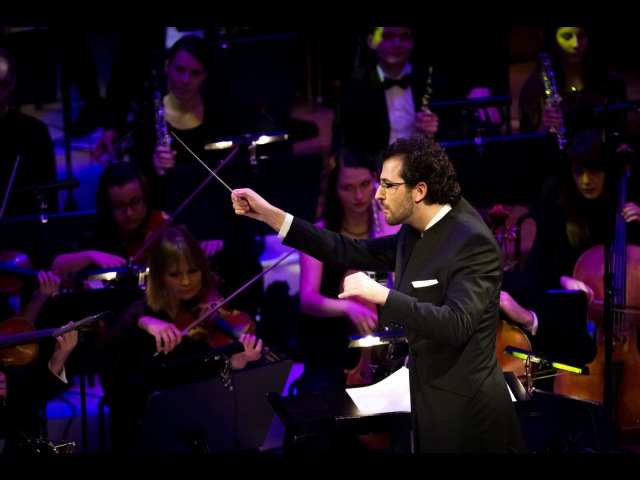Respighi Pines of Rome with standing ovation