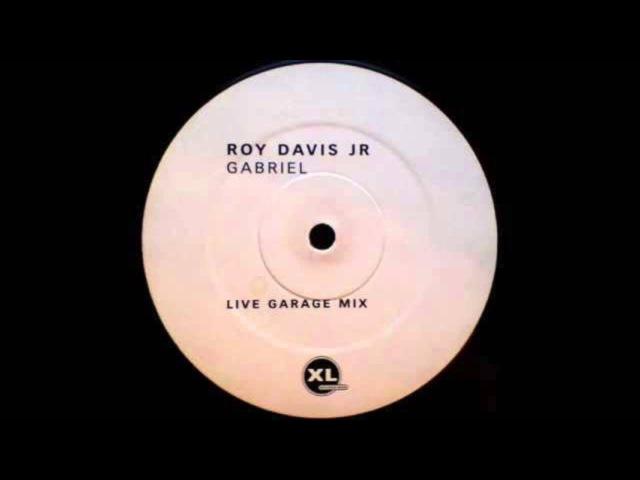 Roy Davis Jr. Peven Everett - Gabriel (Live Garage Version)
