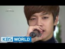 Global Request Show : A Song For You 3 - 어려도 남자야 | I'm Not A Boy, Not Yet A Man by Cross Gene