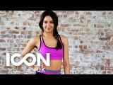 Тренировка в быстром танце для формы и тонуса ног от Danielle Peazer